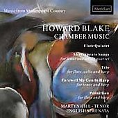 Howard Blake: Chamber Music / Byam-Grounds, English Serenata