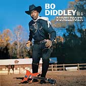 Bo Diddley: Bo Diddley Is a Gunslinger [Remaster]