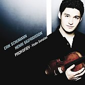 Prokofiev: Violin Sonatas; Works Arranged for Violin / Schumann, Sigfridsson