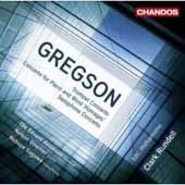 Gregson: Trumpet Concerto, Saxophone Concerto, etc / Antonsen, Sugawa, Goerner, Rundell, BBC PO