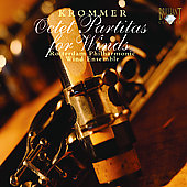 Krommer: Octet Partitas for Winds / Rotterdam Philharmonic Wind Ensemble