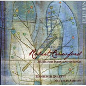 R. Crawford: Music for Piano and Strings / Ashton, Edinburgh Quartet