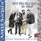 Antti Sarpila: We'd Like New York... In June!