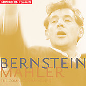 Mahler: Complete Symphonies / Leonard Bernstein, New York Philharmonic, et al