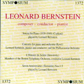 Leonard Bernstein - Composer, Conductor, Pianist