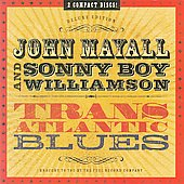 John Mayall/Sonny Boy Williamson II (Rice Miller): Transatlantic Blues