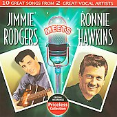 Jimmie Rodgers (Country)/Ronnie Hawkins: Jimmy Rogers Meets Ronnie Hawkins *