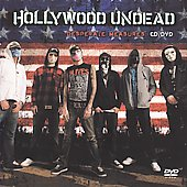 Hollywood Undead: Desperate Measures [Clean]