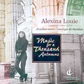 Music for a Thousand Autumns / Alexina Louie