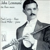 John Lemmon&#233;: The Flute Music