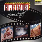 Cincinnati Pops Orchestra/Erich Kunzel (Conductor): Triple Feature