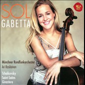 Sol Gabetta plays Tchaikovsky, Saint-Sa&euml;ns, Ginastera