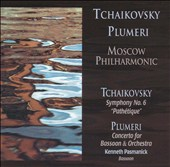 Tchaikovsky: Symphony No. 6; Plumeri: Concerto for Bassoon & Orchestra