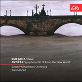 Smetana: Vltava; Dvorak: Symphony No. 9 'From the New World'