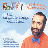 Raffi: The Singable Songs Collection [Box]