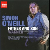 Wagner: Father and Son / Tenor Simon O'Neill
