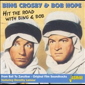 Bing Crosby: Hit the Road With Bing and Bob: From Bali to Zanzibar