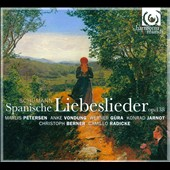 Schumann: Spanische Liebeslieder / Marlis Petersen