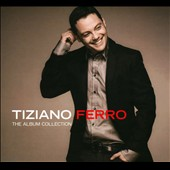Tiziano Ferro: The Album Collection