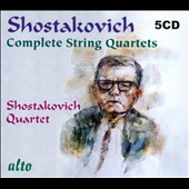 Shostakovich: Complete String Quartets