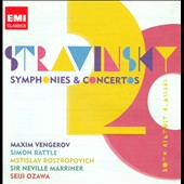 20th Century Classics: Stravinsky - Symphonies & Concertos