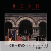 Rush: Moving Pictures [Digipak]