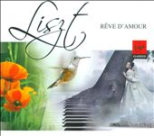 Liszt R&#234;ve d'Amour / Paik, Duch&acirc;ble, Hough, Rudy