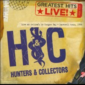 Hunters & Collectors: Greatest Hits Live