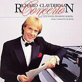 Richard Clayderman: Concerto Royal Philharmonic