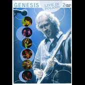 Genesis (U.K. Band): Live in Poland [DVD]