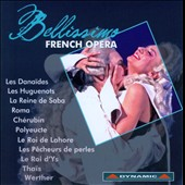 Bellissimo French Opera: arias by Salieri, Meyerbeer, Gounod, Massenet, Bizet et al. / Caballe, Rancatore, Wok, Breedt