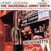 Jimmy Smith (Organ): Home Cookin' [Bonus Tracks] [Remaster]