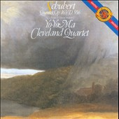 Schubert: Quintet, D. 956 / The Cleveland Quartet, Yo-Yo Ma, cello