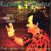 Richard Galliano: New York Tango