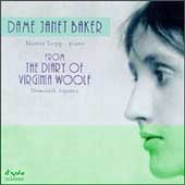 Argento: From the Diary of Virginia Woolf / Dame Janet Baker
