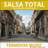 Various Artists: Salsa Total: 100% Original Cuban Salsa [7/2]
