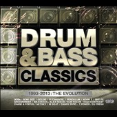 Various Artists: Drum & Bass Classics [PA]