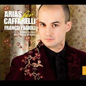 Arias for Caffarelli / Franco Fagioli, countertenor