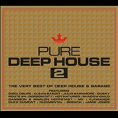 Various Artists: Pure Deep House, Vol. 2: The Very Best of Deep House & Garage [Box]