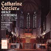 Catherine Crozier at Grace Cathedral