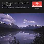 Mendelssohn, Bach / Oregon Symphony Horns and Friends
