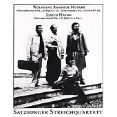 Mozart, Haydn: String Quartets / Salzburger Streichquartett