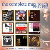 Max Roach: The Complete Recordings 1958-1962 [Box]