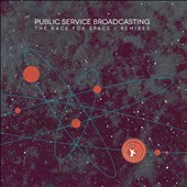Public Service Broadcasting (UK): The Race for Space [Remixes] [Digipak]