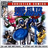 The Light Crust Doughboys/Art Greenhaw: God's Silver Soldiers [The Visual Novel Soundtrack Album]