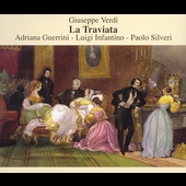 Verdi: La Traviata / Guerrini, Infantino, Silveri, et al