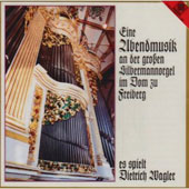 An Evening Song at the Grand Silbermann Organ at Freiburg