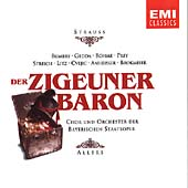 Strauss: Der Zigeunerbaron / Allers, Prey, Anheisser, et al
