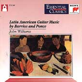 Latin American Guitar Music / John Williams