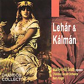 Lehár & Kálmán / Smith, Knight, Chandos Concert Orchestra